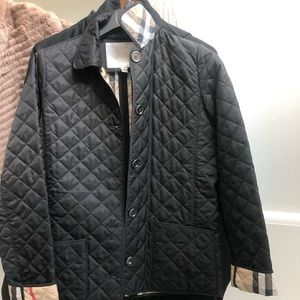 Burberry lightweight quilted jacket (children)